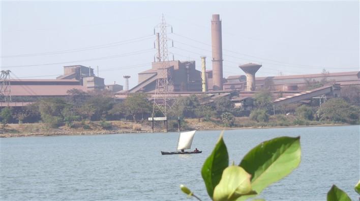 Karnataka Industrial Policy, Kudremukh Iron Ore factory, Mangaluru. Photographer e900