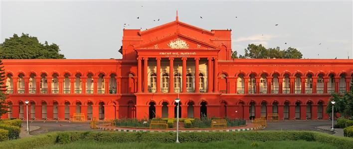 SOP For Karnataka High Court, Karnataka High Court. Photographer Muhammad Mahdi Karim