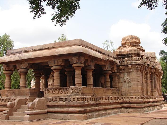 Jain Narayana templele, Pattadakal