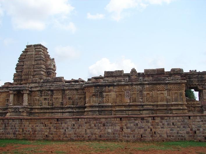 Papanatha Temple ,Pattadakal. Image courtesy Dineshkannambadi