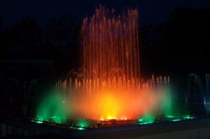 sightseeing mysore, Brindavan Gardens., Mysore
