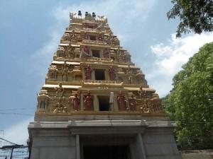 Nimishambha temple, near Mysore