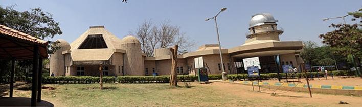 Jawaharlal Nehru Planetarium, Bangalore