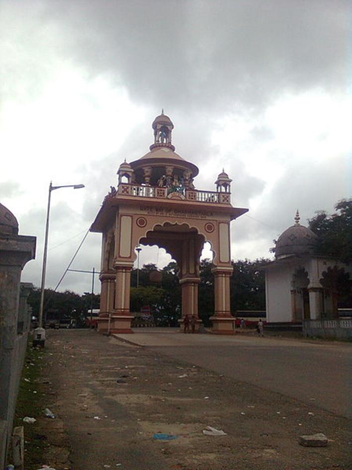Dharmasthala Temple,Dharmasthala