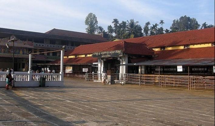 Gangamoola trek, Annapoorneshwari Temple Complex