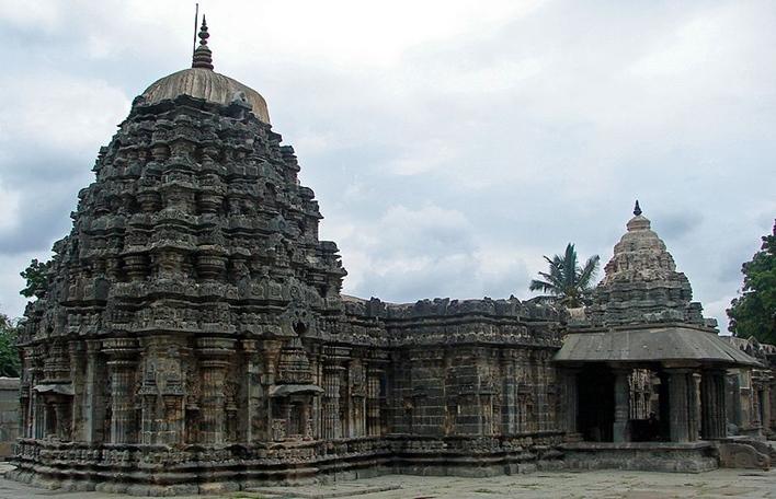 Dharwad,Amruteshwara Temple, Annigeri