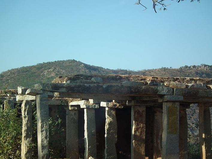Way to Nandi Hills, Nandi Hills
