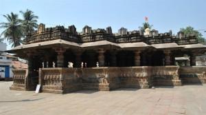 Harihareshwar temple, Davanagere.