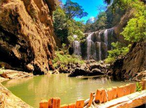 Sathodi Falls, Yellapur, Yellapur trek