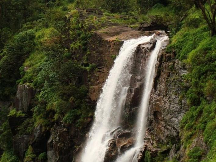 Bandaje-falls, Chikmagalur