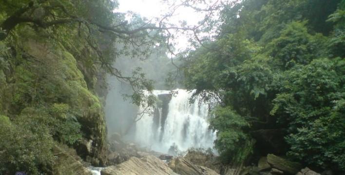 Shivgange Falls, Shimoga