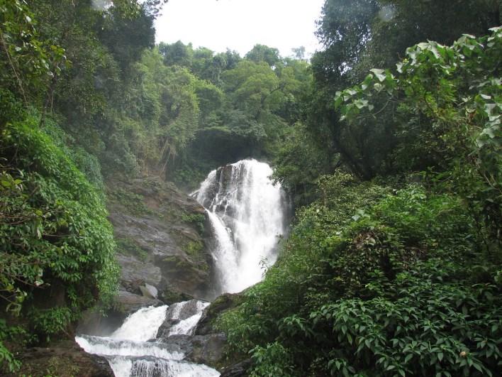 Vibhooti falls, Karwar. Source http://gandhadagudikarnataka.blogspot.in/2009/11/yana-adventure-destination.html
