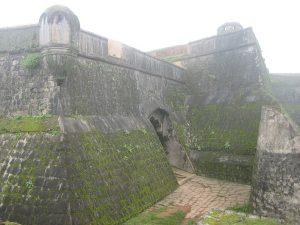 Sakleshpur, Sakleshpura sightseeing, Manjarabad Fort