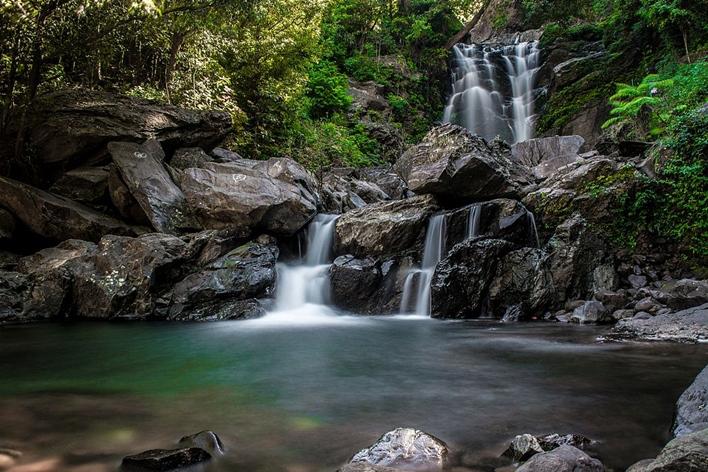 Hanumanagundi Falls, Sringeri