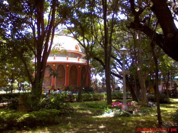 Bugle Rock garden, bull temple, Bangalore