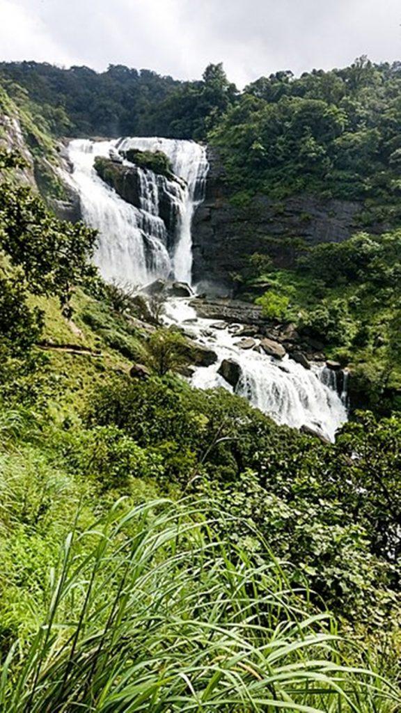 Mallalli Falls