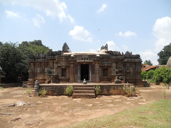 Hubli,Chandramoulesvara temple