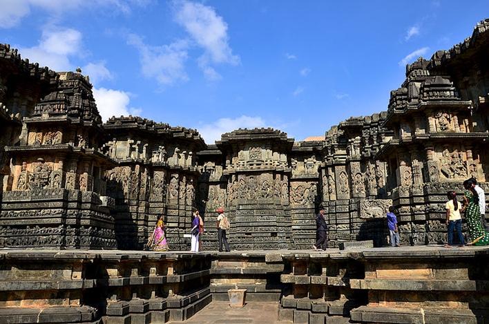 Hoysalas, Hoysaleshwara Temple, Halebidu Temple