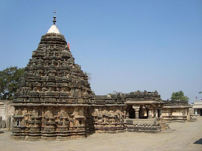 Gadag, Someshwara temple,
