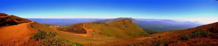 Baba Budangiri Hills by S N Barid