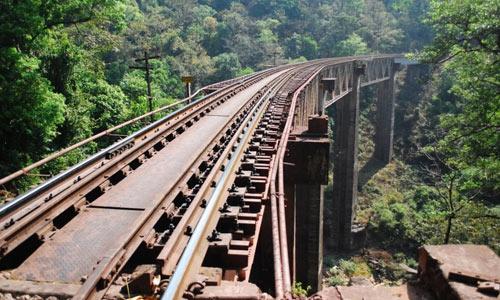 green route trek, sakleshapur