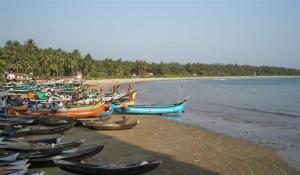 Murudeshwar , Murudeshwar Beach, Mangaluru. Image source Thom's Blog