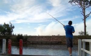 Angling, adventure activities in Coorg