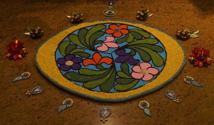 vara mahalakshmi decoration