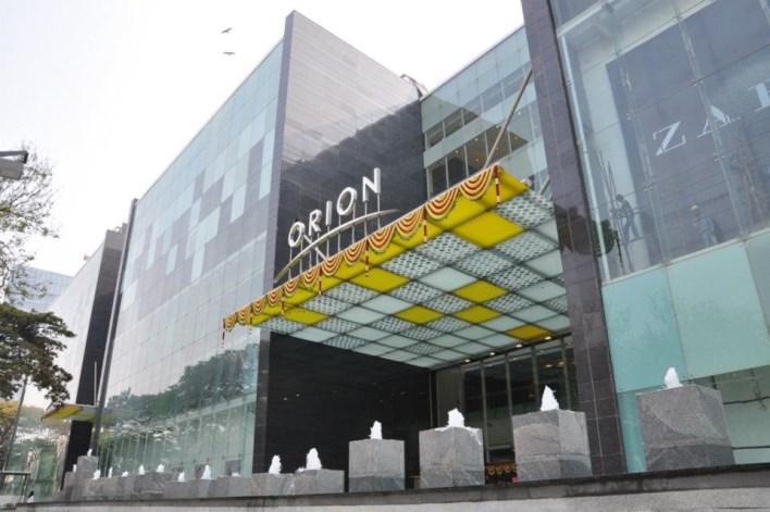malls in bangalore, orion mall, rajajinagar, bangalore