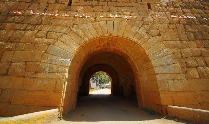 devanahalli fort passage. Copyright Motographer@flickr