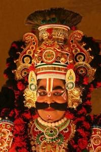 devendra shivashankara. Image source http://www.flickr.com/photos/yakshagana/