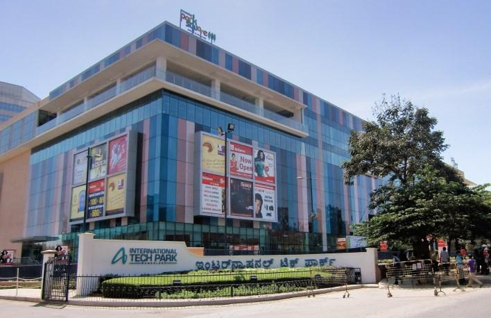 malls in bangalore, Ascendas Park Square Mall, Whitefield Road