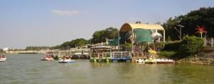 Amusement and water parks near Bangalore, Boating at Lumbini Gardens, Bangalore