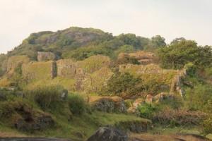 Chandragutti Fort, Shimoga