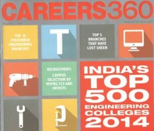Career360 2014 Engineering College Rankings