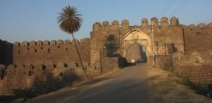 Belguam, Rani Chennamma of Kittur fort, Belgaum. Photographer Maithali Kulkarni