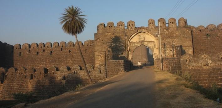 Rani Chennamma of Kittur fort, Belgaum. Photographer Maithali Kulkarni