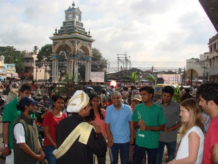Mysore Palace, Mysore Dasara Walk by Royal Mysore Walks