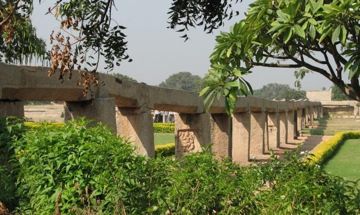 Ancient Bridge, Hamp. Photographer Somsubhra Sharangi