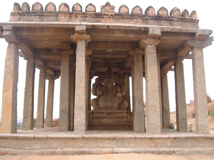 Sasivekalu Ganesha Temple,Sasivekalu Ganesha, Sasivekalu Ganesha,