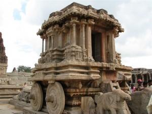 Stone Chariot, Vittala Temple, Hampi, facts about Hampi