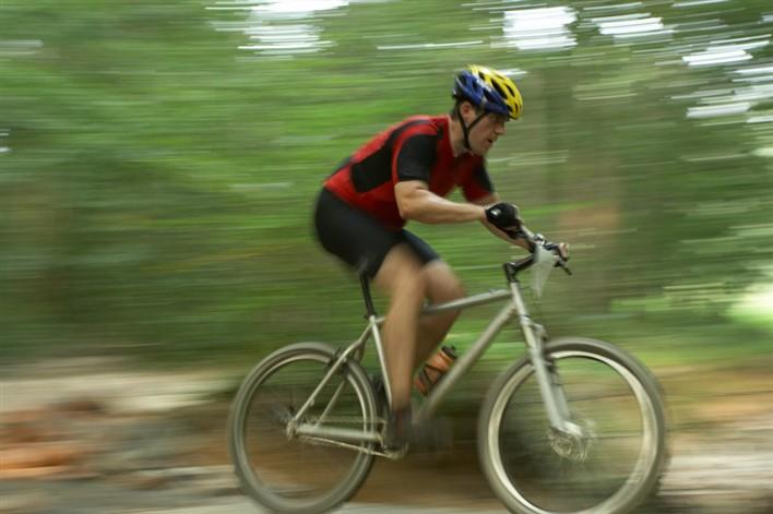 Mountain Biking, adventure sports