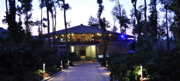 Abbydhama Estate Homestay, Madikeri