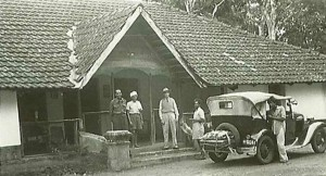 Coorg district, A photo from the 19th Century @ Tata Plantation Trails, Coorg