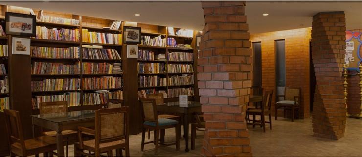 Atta Galatta, Bookstore in Koramangala