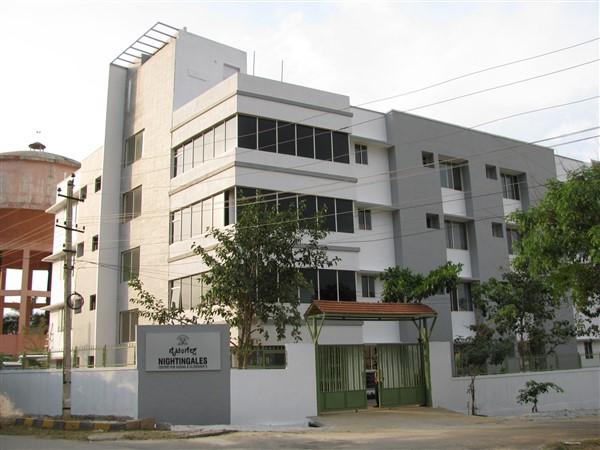 Nightingales Dementia Bangalore Kasturi Nagar Project