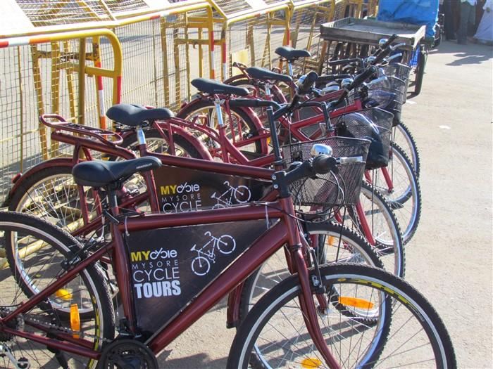 Mysore Cycle Tours