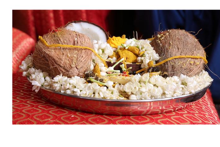 Representational Image of a Hindu Wedding. Copyright Karnataka.com