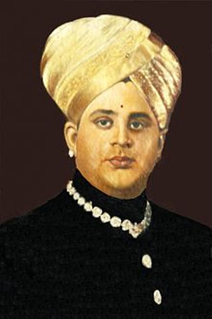 Jayachamarajendra Wadiya, Karnataka Governor