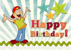 Birthday Activities For Children